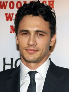 James Franco needs to be Christian Grey in the 50 Shades of Grey Movie!!!