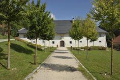 Chartreuse d'Aillon «  Tous droits d'exploitation réservés - Département de la Savoie- www.savoie.fr » – © Béatrice Cafieri
