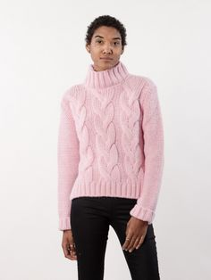 Ganni AW16 Brooks Knitted Sweater