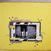 A Project by tricias1 from our Scrapbooking Gallery originally submitted 05/23/13 at 07:33 AM