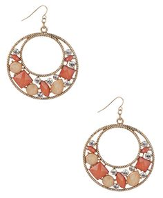 Love these, and they are kind of reminiscent of the House of Harlow ones I pinned (and much cheaper at $5.80).