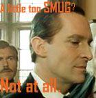 Watson is in love with his hot detective. David Burke, Jeremy Brett, Sherlock Holmes, Detective, Love Him, Haha, Sexy, Ha Ha