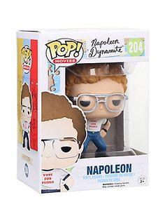 Funko Napoleon Dynamite Pop! Movies Napoleon Vinyl Figure,