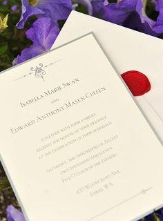 Bella and Edward' s wedding