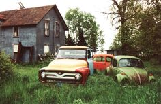 Abandoned cars | Hovland, Minnesota | Field Office