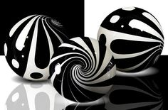 Black & White graphic #LickMyGlass #ArtGlass