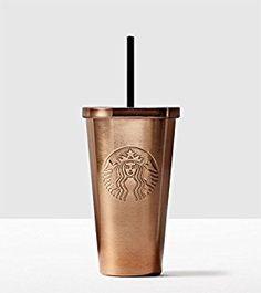 starbucks copper 16 oz cold cup