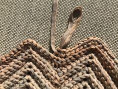 De Schelp tas haken, het hele patroon – Haken en breien met Samar