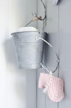 Mias Interiør / New Room Interior: Vaskerom