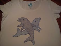 Artesanías en Patchwork: Camisetas para mujer Patchwork