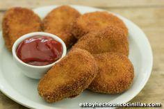 Recette de nuggets de poulet (la recette facile)