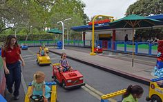 """Legoland California has a lot to offer children under but there are several cornerstones, """"bricks"""" so to speak, that go into building a perfect day. Legoland California, Driving School, A Perfect Day, Building, Disney, Ferrari, Trips, Architecture, Viajes"""