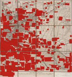 Nanne Meyer - Atlasseiten und Landkarten