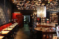 Cook & Book, em Bruxelas na Bélgica