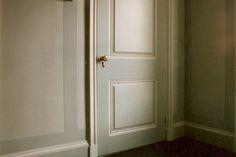 Glazed Trompe L'oeil Panels by Mark Uriu.