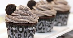My little boy is turning 3 today so I made these for his birthday, and they turned out so yummy! They are probably the best Oreo cakes I ...