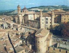 Panorama di Urbino