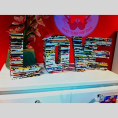 Image result for crafts with magazine pages