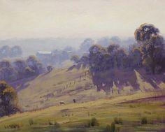 sheep farm - Graham Gercken by artsaus.deviantart.com on @DeviantArt