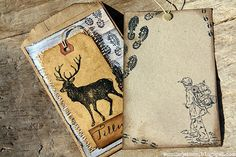 Stempel - Jakt_ Staz stamp