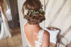 Wedding Hairstyles: 15 Fab Ways to Wear Flowers in Your Hair
