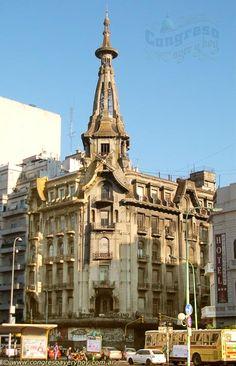 La Confitería del Molino - Joya del Art Nouveau | Cúpulas de Buenos Aires #argentina