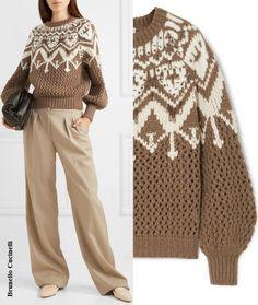 Cable Knitting, Baby Knitting Patterns, Hand Knitting, Knitwear Fashion, Knit Fashion, Crochet Cardigan, Knit Crochet, Knit Jacket, Casual Looks
