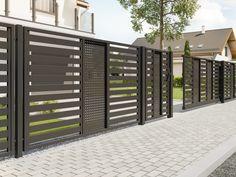 House Main Gates Design, Metal Gates, Gate Ideas, Entrance Gates, Fence, Home Decor, Design Of Kitchen, Access Control, Gates