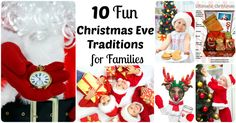 Add a new Christmas Eve Tradition this year and up your Santa Spirit!! || Letters from Santa Holiday Blog || 10 Fun Family Christmas Eve Traditions