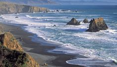 Fodor's gives tips for a weekend in Mendocino, one of the stops on our Coastal California Road Trip.