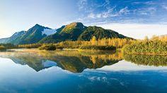 Vacation Spots in Alaska - Alaska Vacation Ideas
