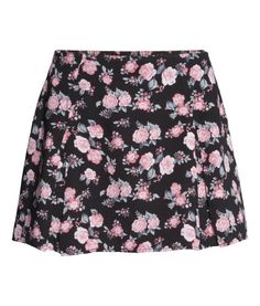 Patterned skirt | Product Detail | H&M
