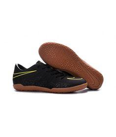 Nike Hypervenom Phelon II IC SÁLOVÁ Muži Kopačky Černá Volt