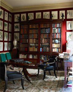 eighteenth century room decor   ... Bank Apartment Dining Room - Francois-Joseph Graf Design - ELLE DECOR