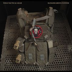 VOLK CLOSE COMBAT CARRIER | VOLK TACTICAL GEAR