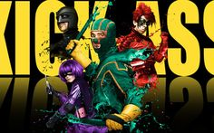 Kick Ass, action funny, available on netflix dvd Real Superheroes, Comic Book Superheroes, Trailers, Primal Scream, Kid Flash, Movies Worth Watching, Movie Themes, Love Film, Entertainment