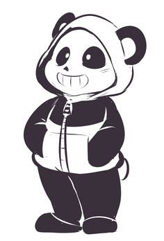 NO, THIS IS TERRIFIYING NOW OKAY. THE OTHER DAY IN TV THERE WERE ADS AS ALWAYS AND SUDDLENTLY THERE WAS LIKE SOMETHING FOR KIDS AND THERE WAS A PANDA AND MY EYES SAW SANS AND I WAS LIKE HI SANS BUT THEN LIKE OH GOD ITS A PANDA WHAT IS GOING ON WITH ME?!