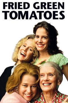 Fried Green Tomatoes - Flashbacks reveal the remarkable story of soul mates Idgie and Ruth, whose antics cause an uproar in their rural Southern town in the Stars Jessica Tandy, Kathy Bates, Mary Stuart Masterson, Mary-Louise Parker and Cicely Tyson. Mary Stuart Masterson, Jessica Tandy, Mary Louise Parker, Streaming Hd, Streaming Movies, O Donnell, Fried Green Tomatoes Movie, Fried Tomatoes, Movies To Watch
