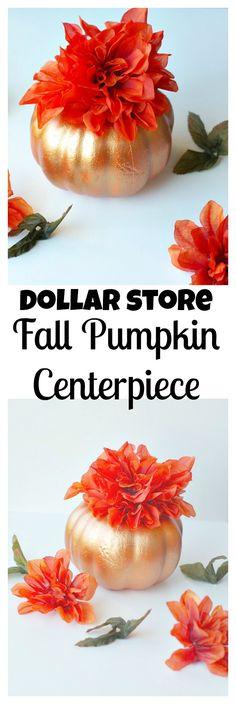 Dollar Store Fall Pu