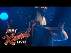 """Sia Performs On """"Jimmy Kimmel"""" From SXSW - http://oceanup.com/2016/03/15/sia-performs-on-jimmy-kimmel-from-sxsw/"""