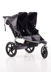 Best Double Strollers: BOB Duallie Revolution SE (I like this one! but costs $650...)
