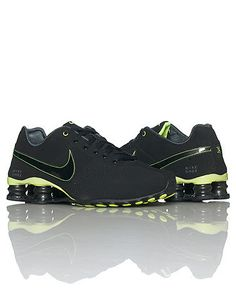 timeless design 9c53b 32caa NIKE WOMENS SHOX DELIVER SNEAKER Green Cute Shoes, Me Too Shoes, Crazy Shoes ,