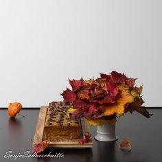 Herbstsliches Bananenbrot mit Kürbis und Schokolade| Süße Sachen selber machen