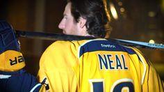 Preds thank James Neal | NHL.com