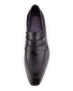 Berluti Andy Leather Loafer