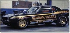Got to live Motown Missile