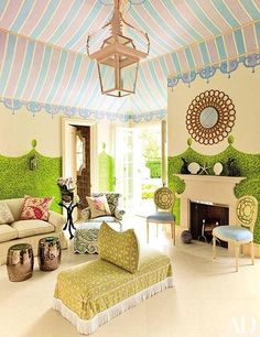 Playrooms ideas for a kid-friendly space parents can still enjoy
