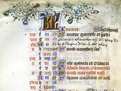 Book of Hours belonging to Margaret Beaufort, King Henry VII's mother (interactive)