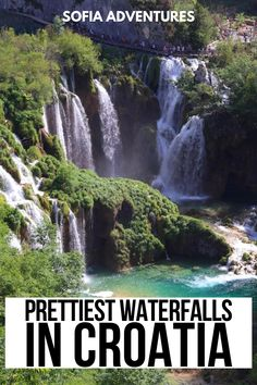 Planning a trip to Croatia? Don't forget to visit these ten prettiest waterfalls in Croatia! Croatia waterfalls | places to visit in croatia | where to go in croatia | what to see in croatia | croatia travel tips | croatia travel guide | croatia tips | croatia national parks | where to travel in croatia | unesco world heritage sites in croatia | how to visit plitvice in croatia | how to visit krka in croatia | croatia trip ideas | croatia travel ideas | croatia natural wonders | croatian…