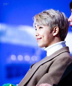 Namjoon ❤️ omgggg those dimples and smile uuugghh